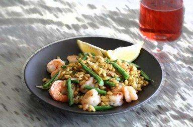 Grano Khorasan Kamut insalata
