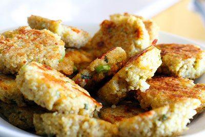 quinoa-polpette