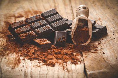 Cioccolato sano