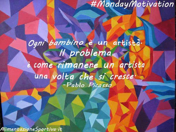 #MondayMotivation-Pablo-Picasso
