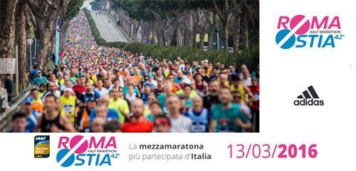 Roma Ostia Mezza Maratona