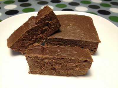 Torta proteica cioccolato mandorle