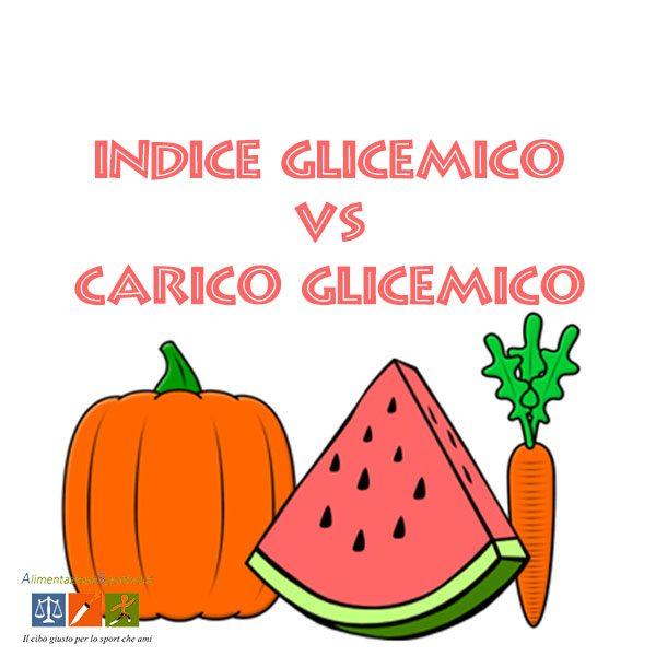 Indice Glicemico senza segreti