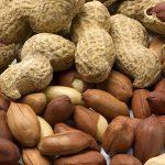 Integratori di vitamine naturali arachidi