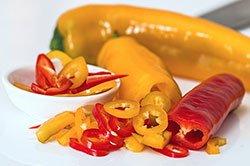 Capsaicina e alimenti che la contengono
