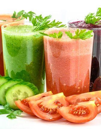 Succhi di verdure