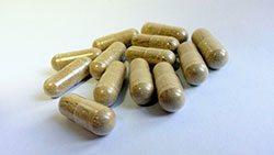 13 capsule di composti vegetali