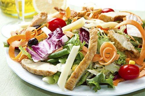 Elenco dei 34 alimenti con meno carboidrati