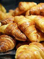 Croissant prodotti da forno