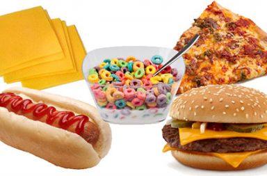 Alimenti trasformati cosa sono?