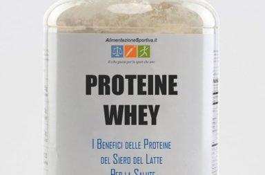 I Benefici delle Proteine del Siero del Latte Per la Salute