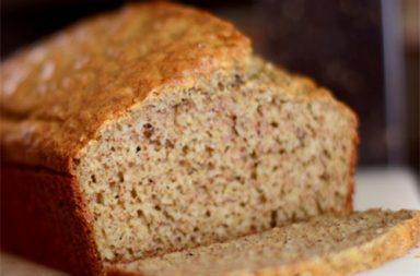 Come fare il pane di farina di mandorle