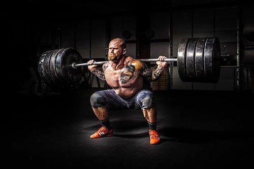 Crescita dei muscoli