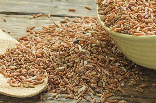 Dieta del riso menù
