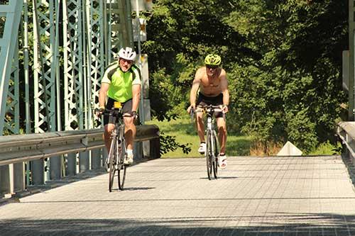Come Andare in Bicicletta a 50 Anni