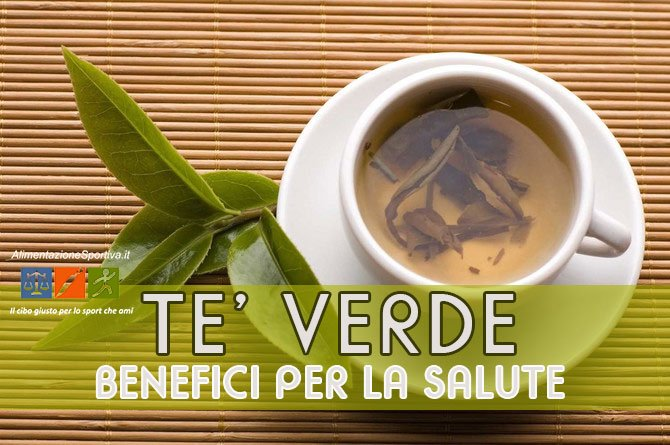 Tè verde Benefici per la salute