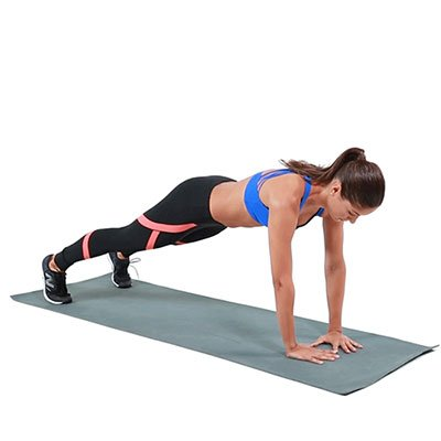 Pushup triangolo