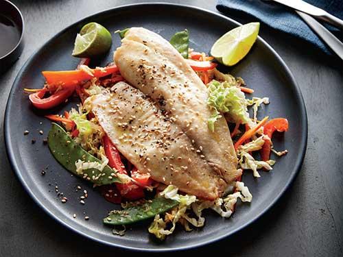 Assumi abbastanza proteine con l'alimentazione corretta