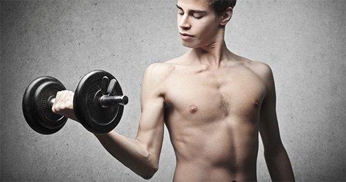 Come Aumentare massa muscolare con metabolismo veloce