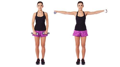 Continua a stressare i tuoi muscoli gradualmente