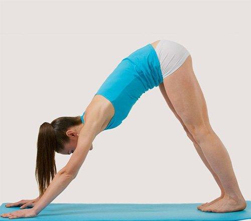 Esercizi braccia senza pesi
