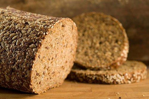 pane integrale di segale