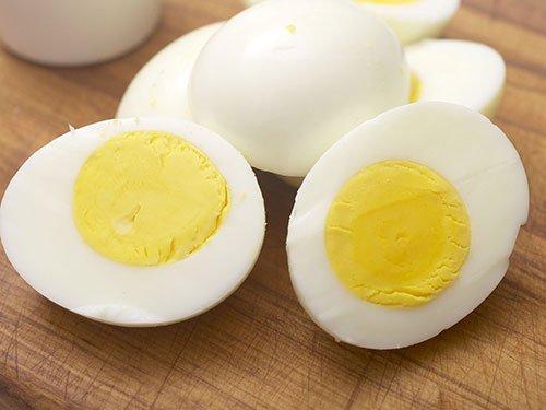 Quante proteine ci sono in un uovo?
