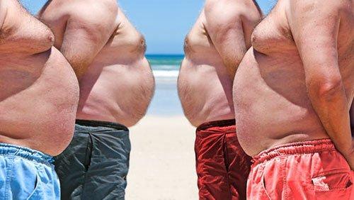 Pericoli del grasso addominale